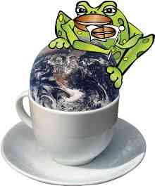 World in a cup or on our sitemap